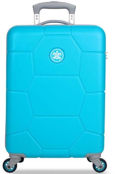 SuitSuit Cestovní kufr Caretta S Ocean Blue