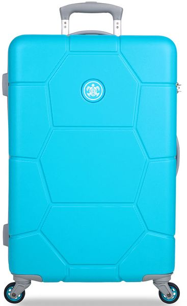 SuitSuit Cestovní kufr Caretta M Ocean Blue