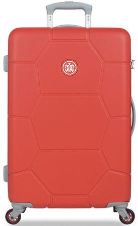 SuitSuit Cestovný kufor Caretta M Fiery red