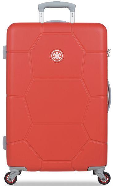 SuitSuit Cestovní kufr Caretta M Fiery red