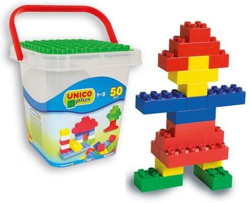 Unico Basic Box s kostkami 50