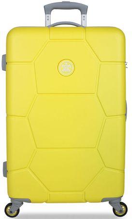 SuitSuit Cestovný kufor Caretta M Blazing Yellow
