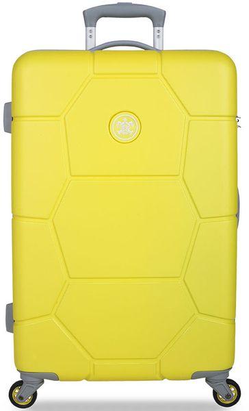 SuitSuit Cestovní kufr Caretta M Blazing Yellow