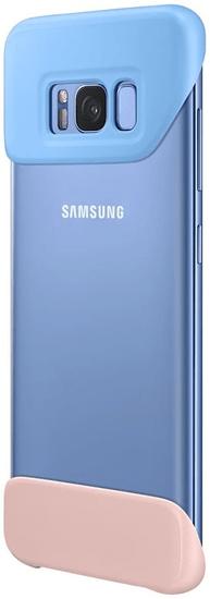 Samsung Dvoudílný ochranný kryt (Samsung Galaxy S8), modrá