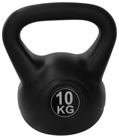 Tunturi PVC Kettlebell 10 kg