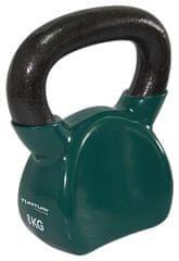 Tunturi Vinyl Kettlebell 8 kg, Zöld