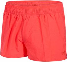 Speedo Spodenki Solid Leisure 10 Watershorts Lava Red