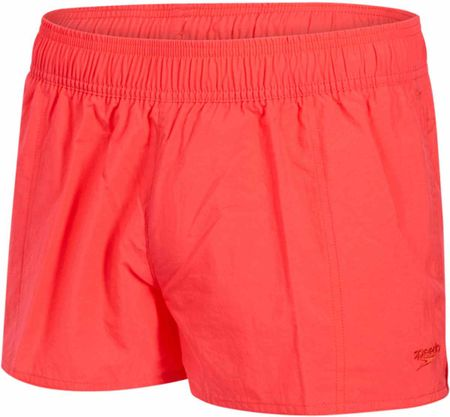 Speedo Spodenki Solid Leisure 10 Watershorts Lava Red S