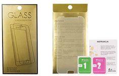 Gold Glass zaščitno steklo za iPhone 5/5s/SE