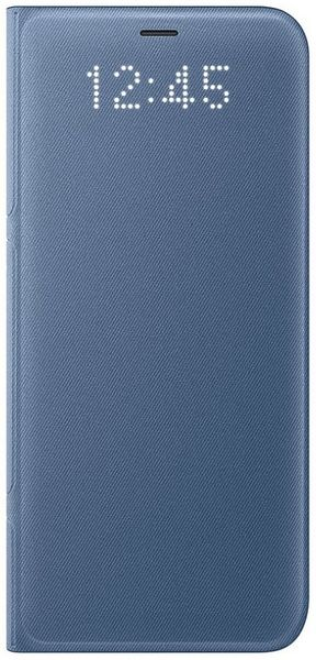 Samsung Smartflip kryt Led View (Samsung Galaxy S8 Plus), modrá