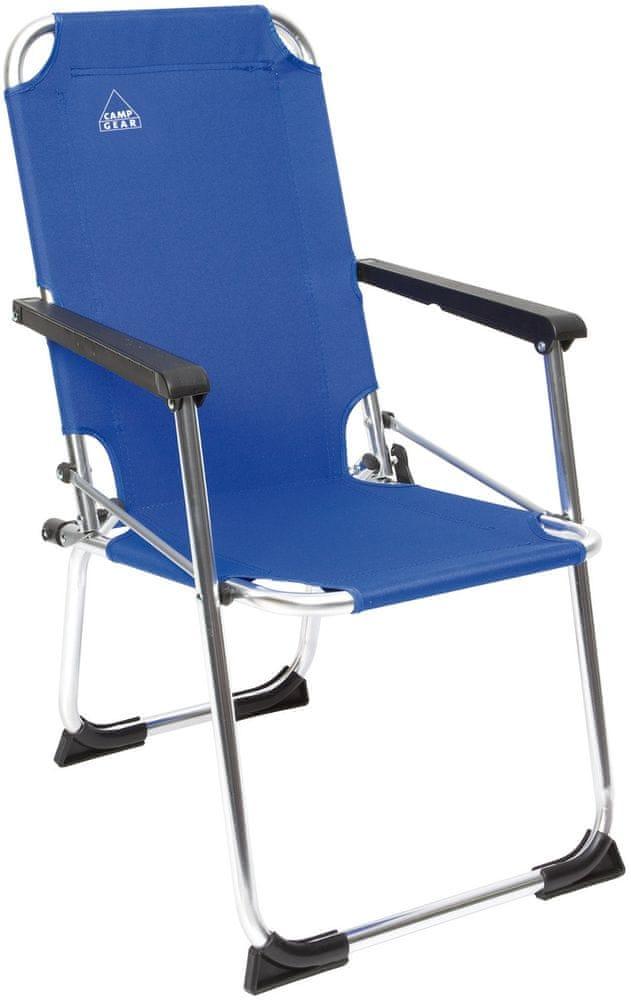 Camp Gear Dětská skládací židle 600D