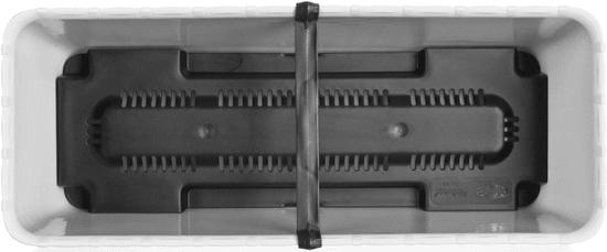 Stefanplast Samozavlažovací truhlík Natural 50 cm