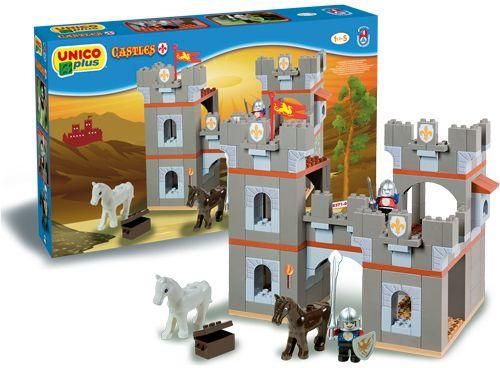 Unico Castles - Středověká pevnost