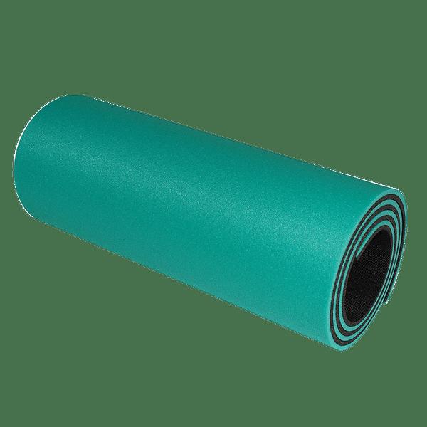 Yate Karimatka dvouvrstá 12 mm sv. zelená/zelená