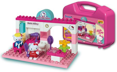 Unico Hello Kitty - Salon Fryzjerski w walizce