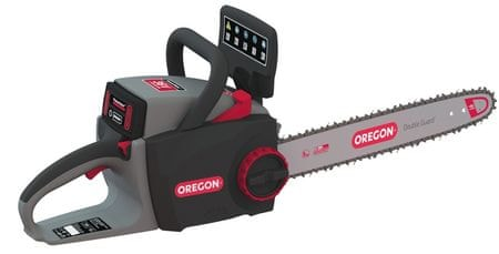 Oregon CS300 - E6 (baterie 2,4Ah a standardní nabíječka)