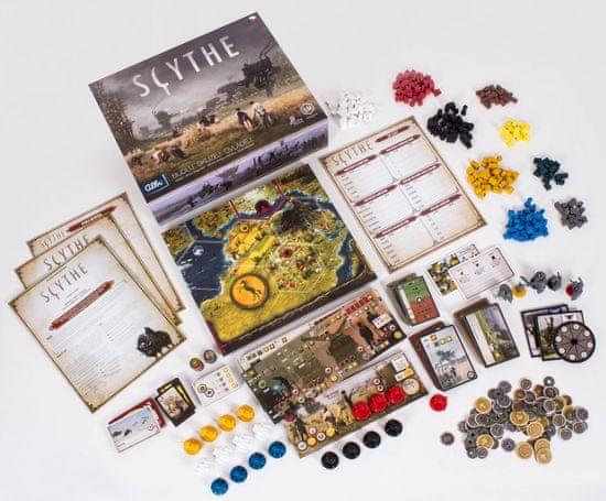 Albi Scythe: Základná hra