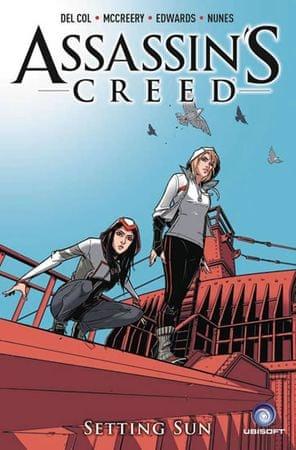 Del Col, Anthony, McCreery Conor: Assassins Creed 2 - Zapadající slunce