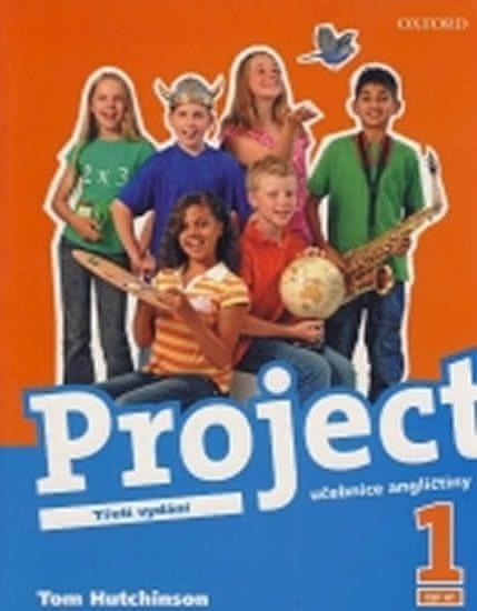 Hutchinson Tom: Project the Third Edition 1 Učebnice