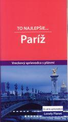 Carter Terry: Paríž - To najlepšie... Lonely Planet