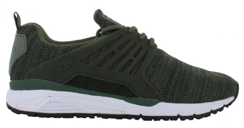 KangaROOS pánské tenisky Runaway ROOS 43 zelená