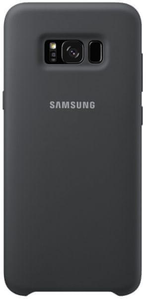 Samsung Silikonový kryt (Samsung Galaxy S8), šedá