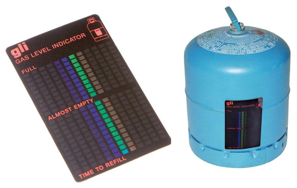 Camp Gear indikátor plynové kartuše
