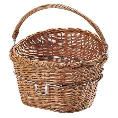 Rixen Kaul pletena košara za krmilo