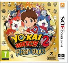 Nintendo 3DS Yo-Kai Watch 2: Fleshy Souls