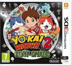 Nintendo 3DS Yo-Kai Watch 2: Bony Spirits Játékprogram