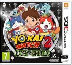 Nintendo 3DS Yo-Kai Watch 2: Bony Spirits