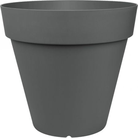 Emsa cvetlični lonec City, 30 cm, temno siv