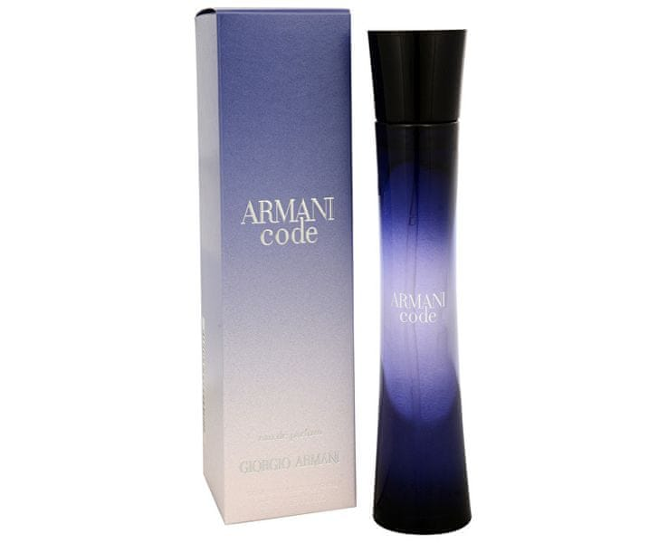 Giorgio Armani Code For Women - EDP 75 ml