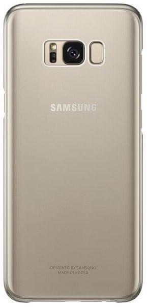 Samsung Ochranný kryt (Samsung Galaxy S8 Plus), zlatá