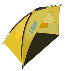 Loap Beach Shade M stan pro 2 osoby žlutá