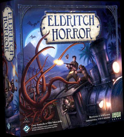 Delta Vision Eldritch Horror Társasjáték