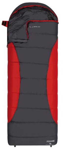 Loap Salido spací pytel dekový Tomato/Shad