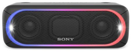 Sony bluetooth prenosni zvočnik SRS-XB30, črn