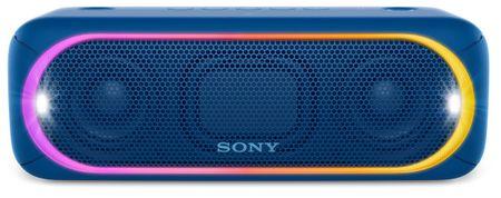 SONY głośnik bezprzewodowy SRS-XB30, niebieski