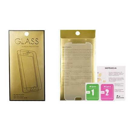 Gold Glass zaščitno steklo za Galaxy S6