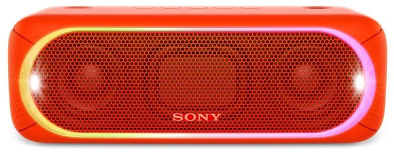 Sony SRS-XB30, červená