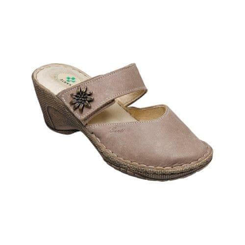 SANTÉ Zdravotní obuv dámská N/309/1/43 béžová (Velikost vel. 36)