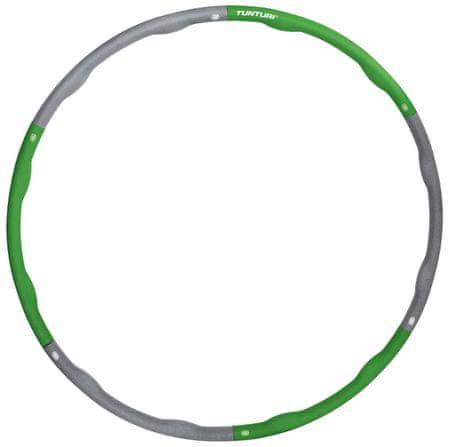 Tunturi Obruč Hula Hoop 1,2 kg