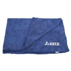 Yate Cestovný uterák, modrá