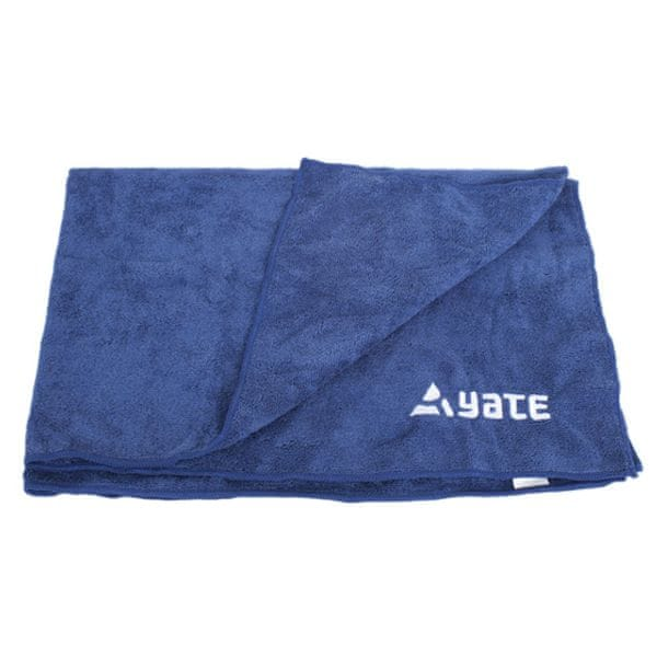 Yate Cestovní ručník modrá L