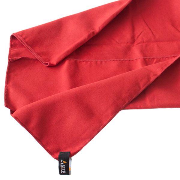 Yate Rychleschnoucí ručník rubín L