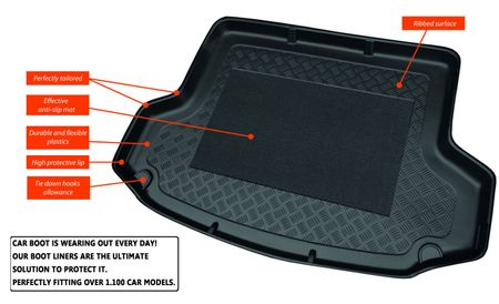 Aristar prtljažno korito Ford Focus C-max 2003->