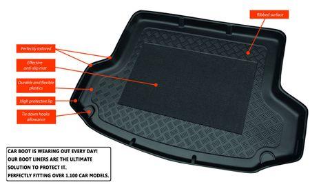 Aristar prtljažno korito Ford Focus II HB 2004->