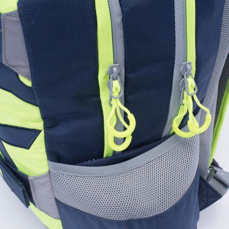 Karton P+P Anatomický batoh OXY SPORT Neon Dark Blue  82e42fe780