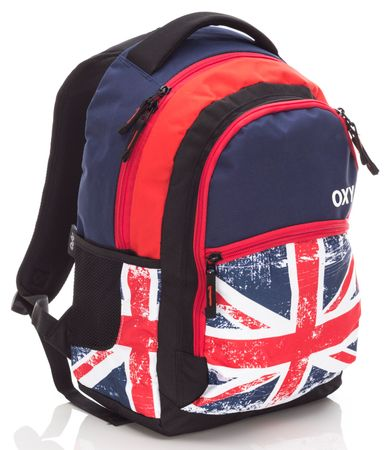 Karton P+P Anatomiczny plecak OXY Street UK